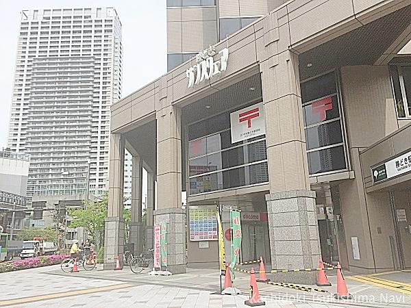 都営大江戸線勝どき駅